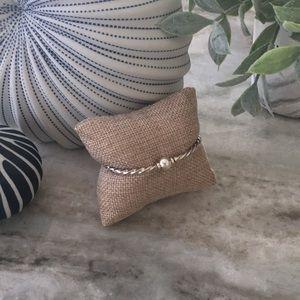 Sterling Silver Cape Cod Twisted Bracelet